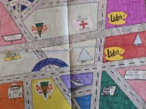 A Student's Geometric Map