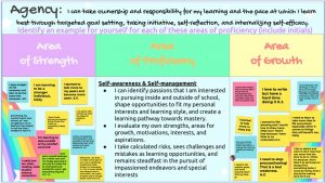 Student Reflections on Jamboard