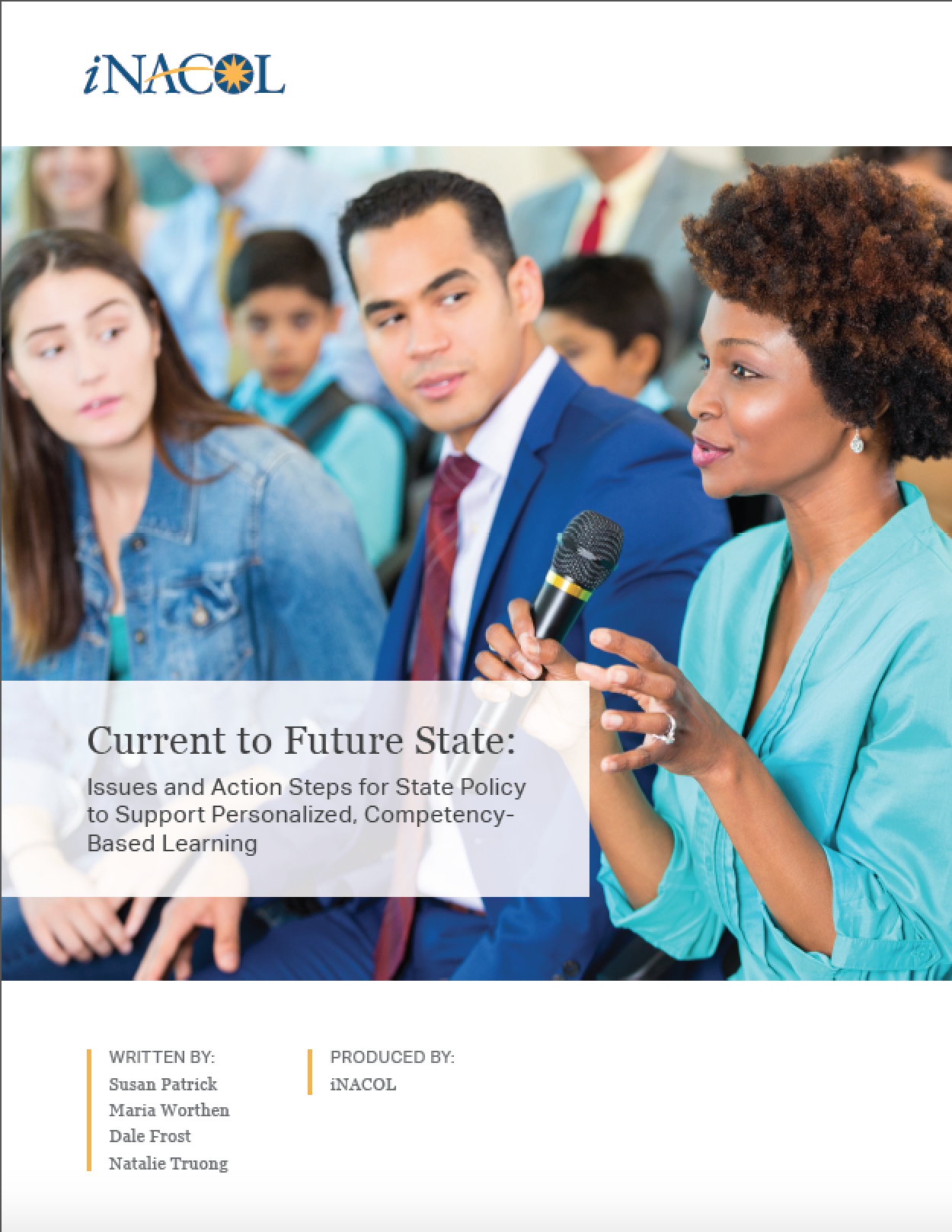 Current to Future State: Issues and Action Steps for State Policy to Support Personalized, Competency-Based Learning - Aurora Institute