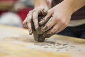 clay-hands