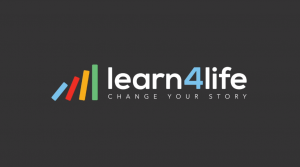 Learn4Life Logo, Change Your Story