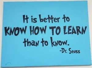 Dr Seuss Quotation