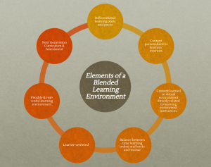 Elements of a Blended Learning Environment