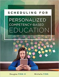 Book Cover, Scheduling for Personalized Competency-Based Education