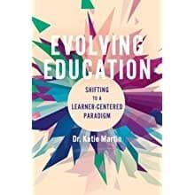 Evolving Education Book Cover