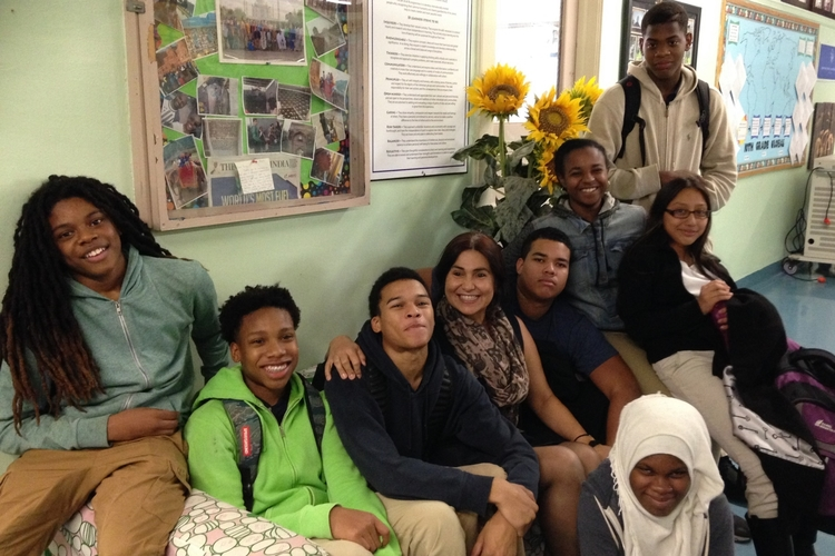 Mastery Collaborative Students