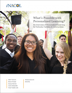 The potential of personalized learning for communities