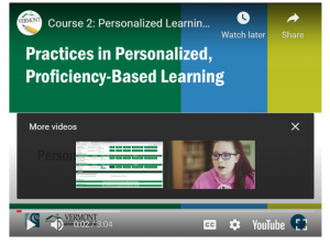 Image of Personalized Learning Course