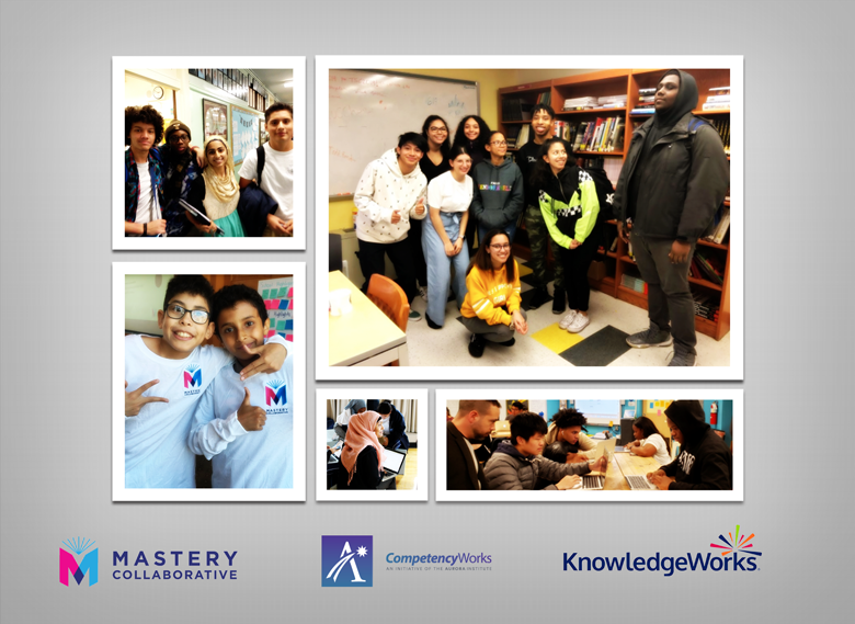 You're invited to a youth-led conversation cohosted by Mastery Collaborative, CompetencyWorks, and KnowledgeWorks.
