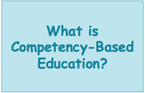 what is competency-based education_